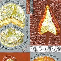 Neil Packer | Emily's Cheese Board