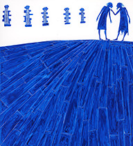 Neil Packer | Odysseus the beggar
