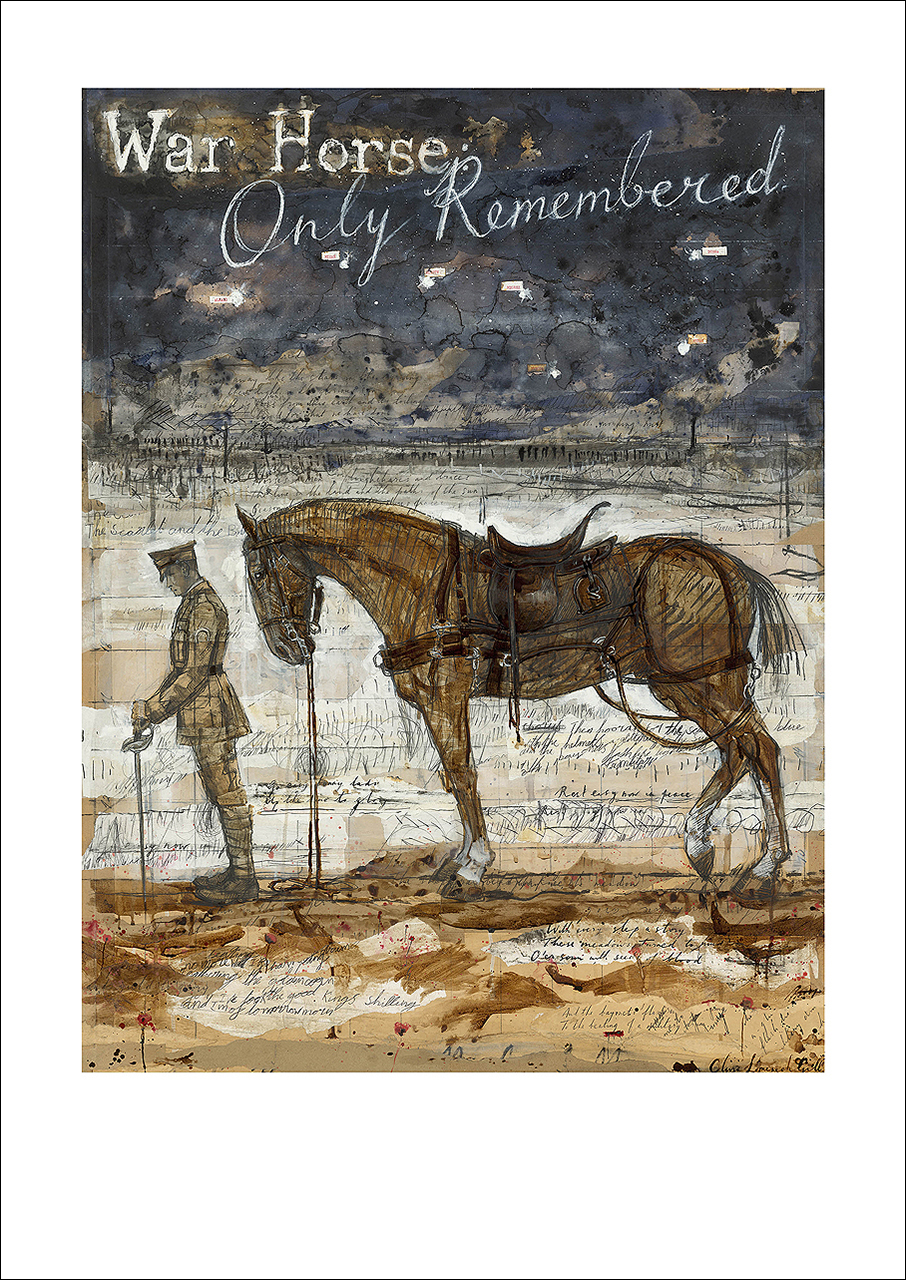 Olivia Lomenech Gill | War Horse: Only Remembered