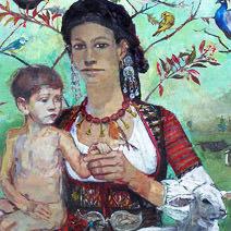 Olivia Lomenech Gill   Elzeard and the Robin