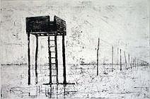 Olivia Lomenech Gill   The Refuge Box, Holy Island