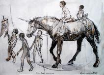 Olivia Lomenech Gill   The Last Unicorn