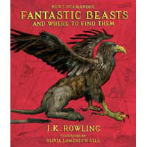 Olivia Lomenech Gill | Fantastic Beasts and Where to Find Them