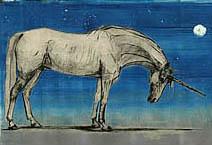 Olivia Lomenech Gill   Fantastic Beasts: Unicorn