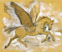 Olivia Lomenech Gill   Fantastic Beasts: Winged Horse