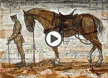 Olivia Lomenech Gill | Olivia's work for the War Horse concert