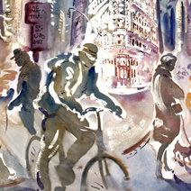 Paul Cox | The Flatiron, New York