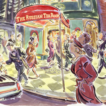 Paul Cox | The Russian Tea Room