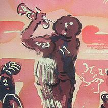 Paul Cox | Caribbean Night Club, with detail