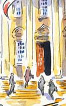 Paul Cox | A Banker's Break in New York