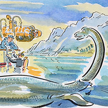 Paul Cox   The Loch Ness Monster