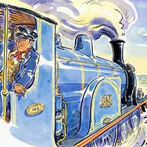 Paul Cox   The Train to Glasgow