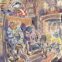 Paul Cox   The Wind in the Willows