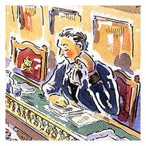 Paul Cox | Pat in the Dock