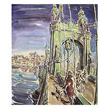 Paul Cox | Hammersmith Bridge