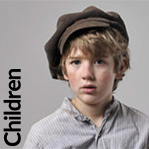 Gordon Crabb | Children