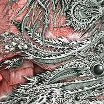 Ian Miller | Silkscreen prints