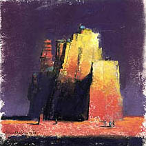 John Harris | Pastels and Sketches