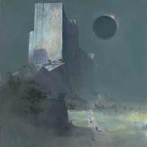 John Harris | The City of Fire and The Rite of the Hidden Sun