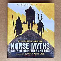 Jeffrey Alan Love | Norse Myths