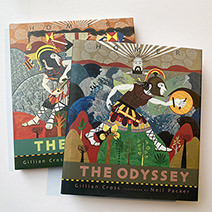 Neil Packer | The Iliad and The Odyssey
