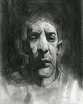 Simon Bartram | Charcoal, 11.41