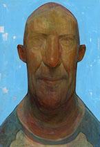 Simon Bartram | Acrylic Pad Man