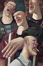 Simon Bartram | Skinheads