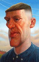 Simon Bartram   Bill Quay Danny